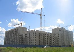 На достройку больницы в Колпино вновь ищут подрядчика