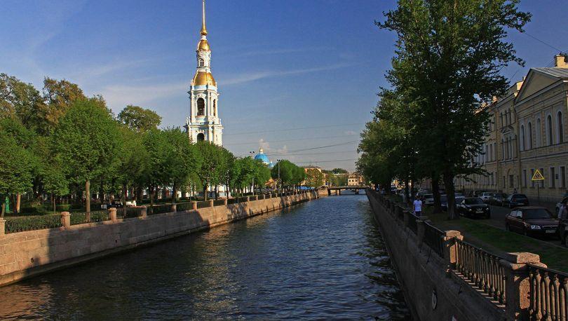 Водоканал реконструирует коллектор на набережных Мойки и Крюкова канала