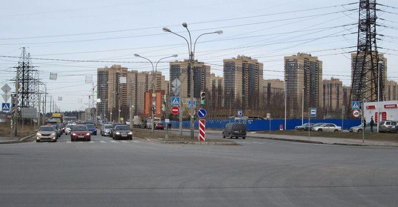 Улица Дудина
