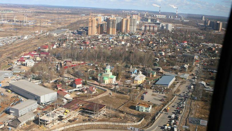 Застройщики западного Мурино договорились о строительстве школы