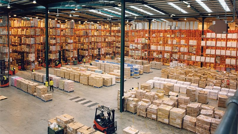 Рынок с начала года пополнился 134 тыс. кв. м. складов