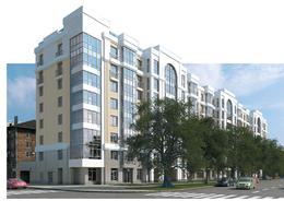 Холдинг RBI объявил о старте продаж квартир в «Доме у Елагина острова»