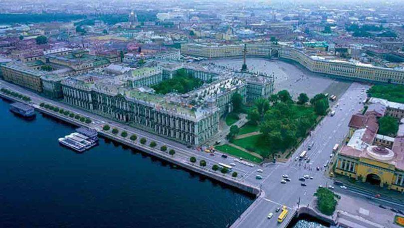 Программа реновации исторических кварталов Петербурга