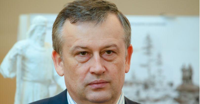 Губернатор Ленинградской области поехал наработу наметро