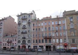 Апарт-комплекс имени Матильды Кшесинской