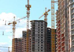Объем строительных работ в Петербурге продолжает снижаться