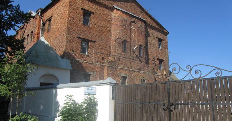 собор Серафима Саровского