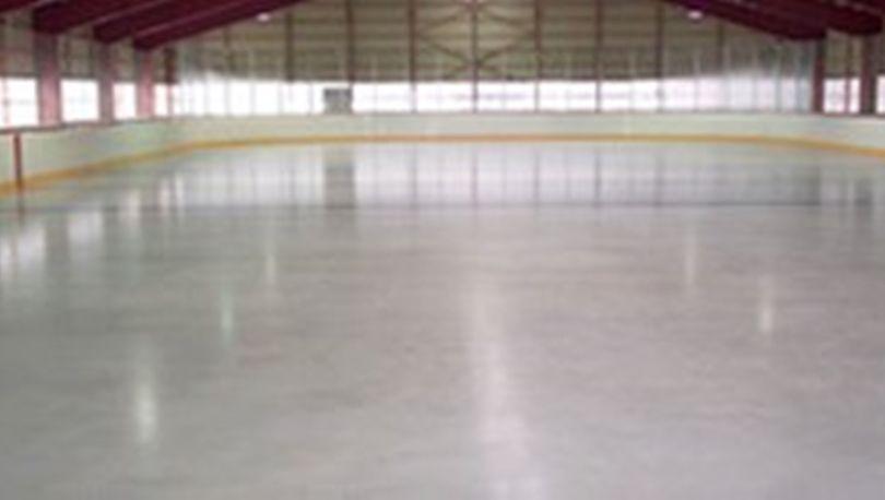 В Новоселье открылась ледовая арена ICE RINK