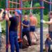 Спорт приходит в ленинградские деревни