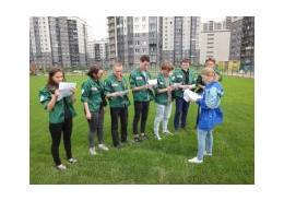Студентам стройотряда «Молоток» присвоен квалификационный разряд