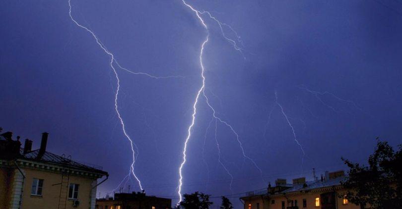 ВРязанской области на29июля объявлен «оранжевый» уровень опасности