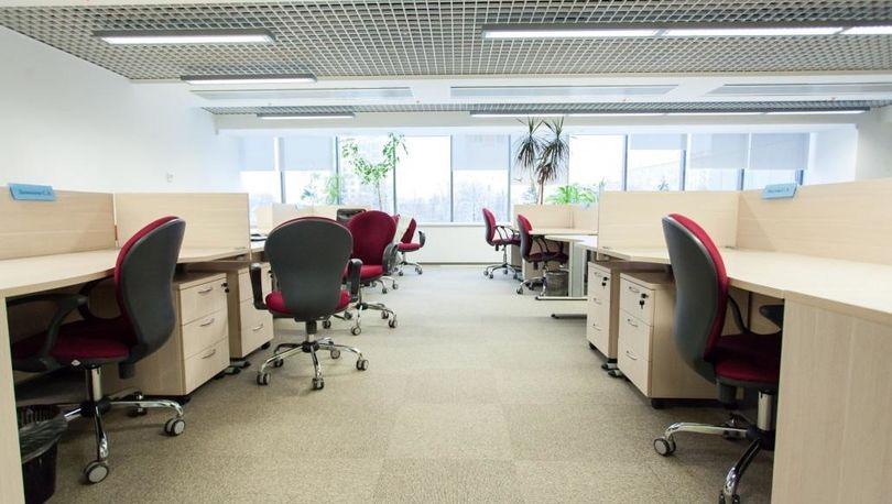 В  третьем квартале в Петербурге было введено два офисных центра класса А