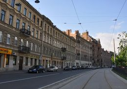Пешеходных зон  в Петербурге станет больше