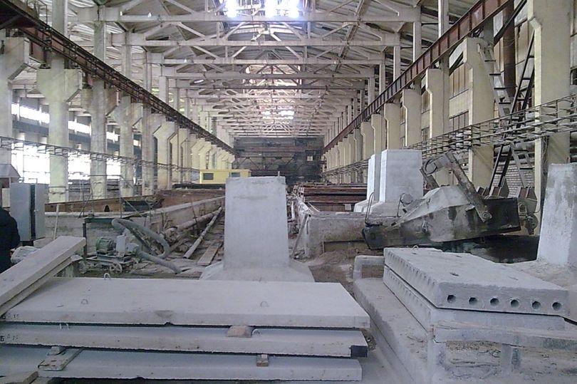 Производство ЖБИ в России сокращается