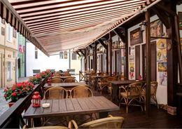 Летние кафе приравняют к нестационарным торговым объектам