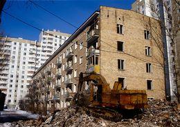 У  «СПб Реновация»  застопорился  снос хрущевки в Сосновой Поляне
