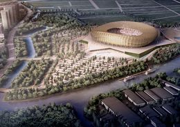 Возле будущего футбольного стадиона  в Калининграде появится жилая застройка