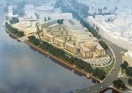 Электросети для судебного квартала построит