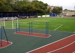 В Ленобласти откроют  20 новых пришкольных стадионов
