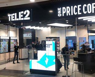 Новый салон Tele2 откроется в кофейне на Невском проспекте