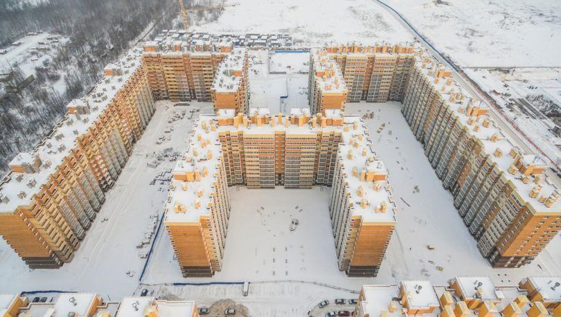 ЖК «Новое Янино»