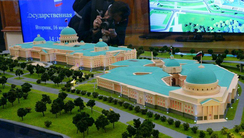 Новый конкурс для строительства Парламентского центра объявят до конца года