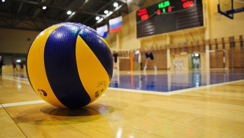 В Сосновом Бору строят волейбольный комплекс за 800 млн