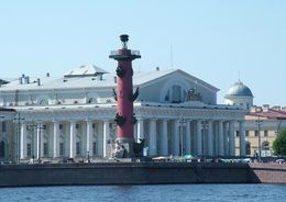 Пиотровский хочет сделать  Биржу частью  Эрмитажа