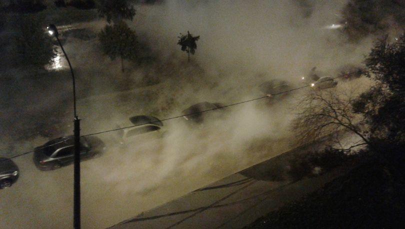 Аварийность петербургских теплосетей снижается