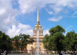 На реконструкцию Адмиралтейства потратят 1,7 млрд рублей