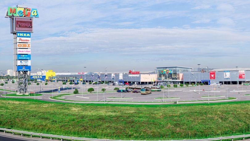 IKEA инвестирует 165 млн рублей в создание парка у ТРК «Мега Дыбенко»