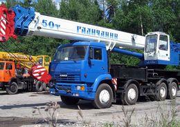 В Каменногорске со стройки угнали кран