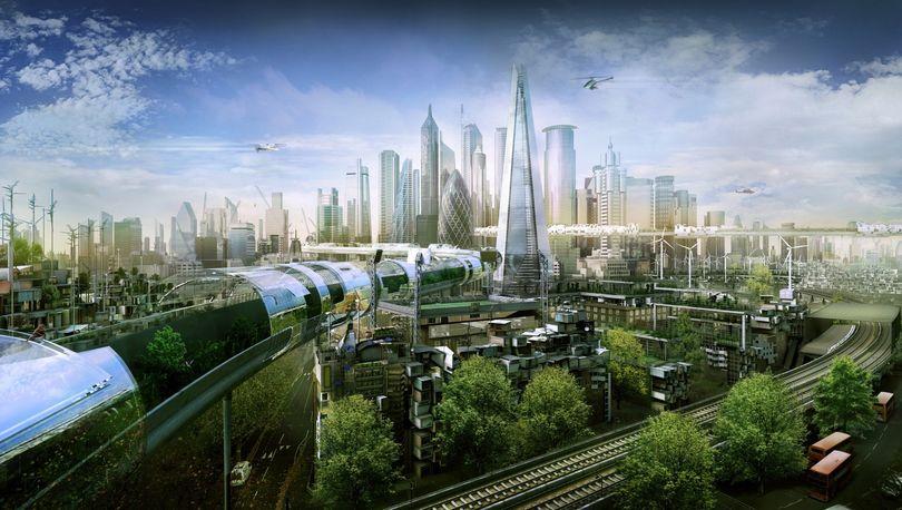 Платформа «Города будущего» заработает в 2019 году.