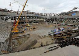 Сенатор Тюльпанов не видит строительства стадиона на Крестовском