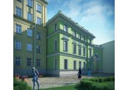 В Петербурге построят энергоэффективный бизнес-центр