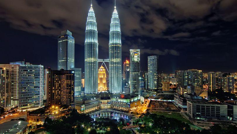 Небоскрёбы в Куала-Лумпур, Малайзия