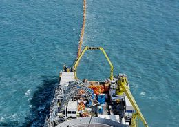 По дну Финского залива проложат кабель