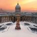 Москвичи поставили Петербург на третье место в своих туристических предпочтениях