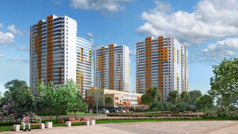 квартал Коммендантский
