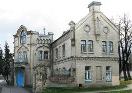 Дом Кокорева