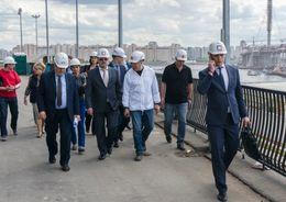 Уточненные проектные решения по «Зенит - Арене» представят летом