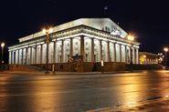 Здание Биржи в Петербурге станет «образцовым музеем»