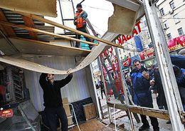 В Пушкинском районе освободили незаконно занятые участки