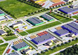 На базе крупных промышленных предприятий создадут индустриальные парки