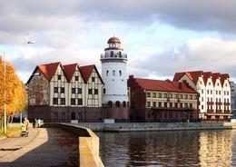 В Калининграде ввели 372 тыс кв.м. жилья