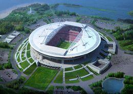 Комиссия ФИФА вновь посетит стадион «Зенит-Арена»