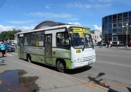 Горожане могут скорректировать транспортную систему Красногвардейского района