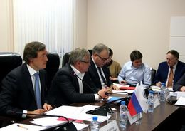 Состоялось очередное заседание Совета  НОСТРОЙ