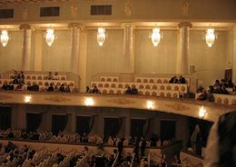 Театр музкомедии ремонтирует мастерские