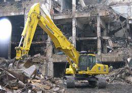 Петербург не вошел в ТОП лидеров по объему демонтажных работ
